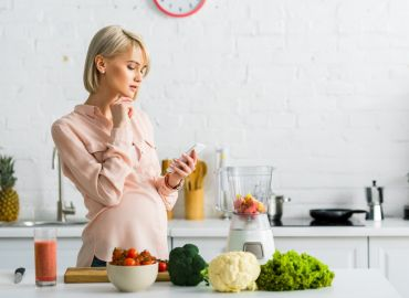 Зимен хранителен режим за бременни